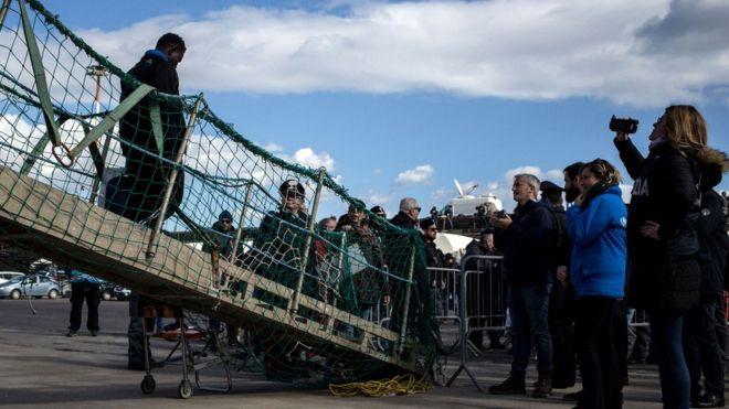 BM'den İtalya'dan göçmen kararı tepkisi