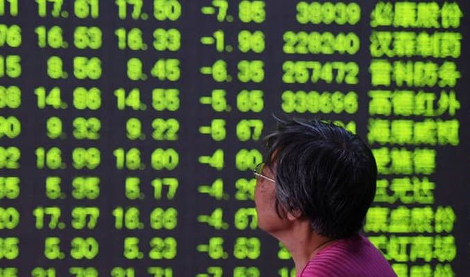 Asya hisse senetleri ticaret gerilimiyle düştü
