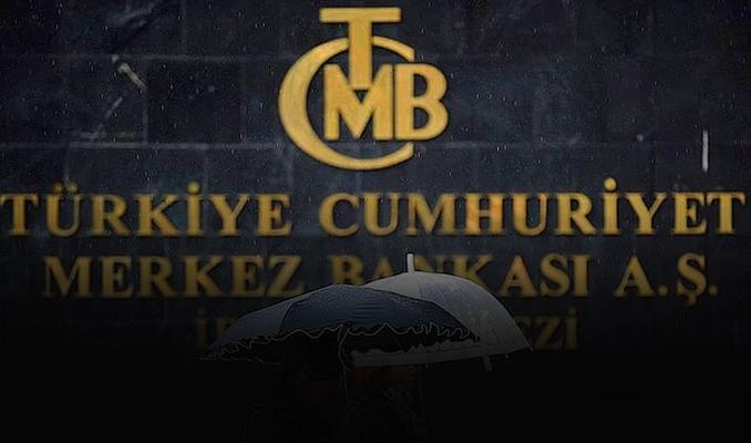 TCMB'nin net uluslararası rezervleri arttı