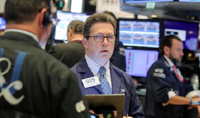 New York borsası Fed öncesi sınırlı yükselişle kapandı