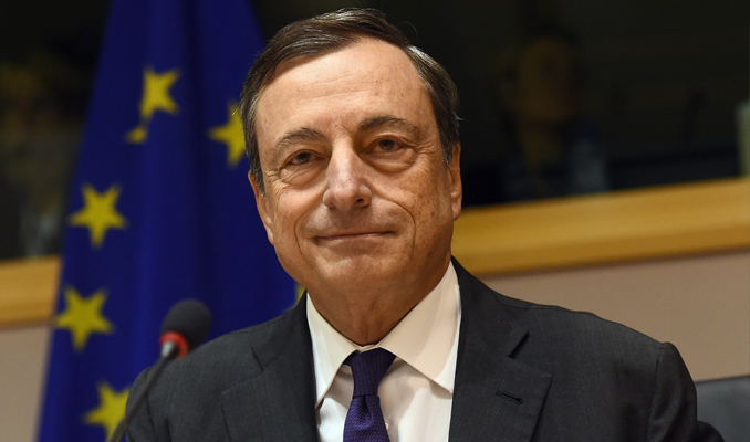 Draghi: Eğer enflasyon toparlanmaz ise ECB politikasını gevşetecek