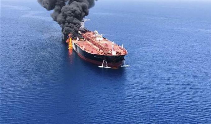 ABD, tanker saldırılarıyla ilgili yine İran'ı işaret etti