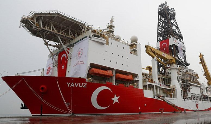 İkinci sondaj gemimiz Yavuz yola çıktı