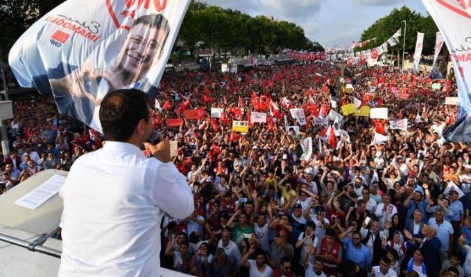 İmamoğlu İstanbul seçimlerinde 35 yılın rekorunu kırdı