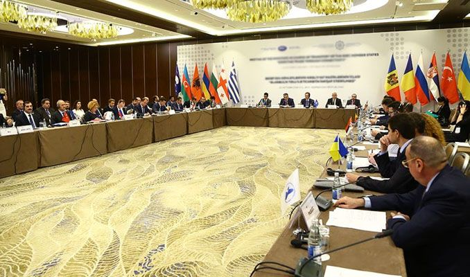 Karadeniz Ekonomik İşbirliği Örgütü 27 yaşında