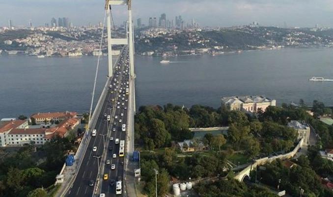 Köprü ve otoyollardan 162 milyon gelir