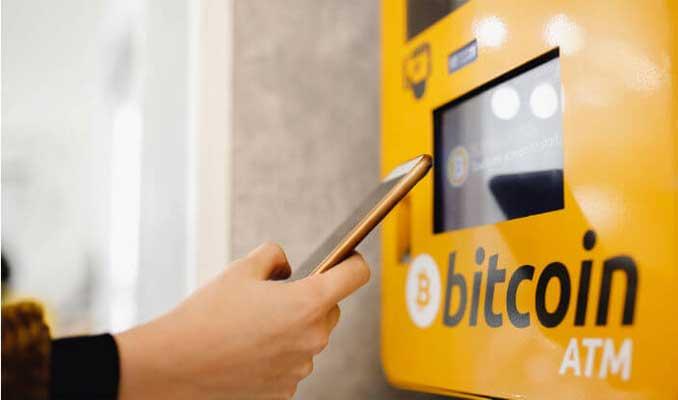 Bitcoin ATM'lerinin sayısı 5 bini aştı