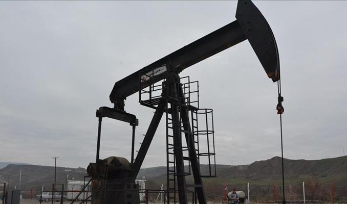 ABD'de petrol sondaj kulesi azaldı