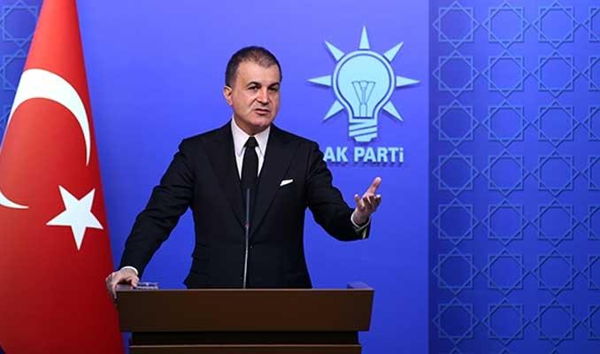 AK Parti Sözcüsü Çelik'ten S-400 açıklaması