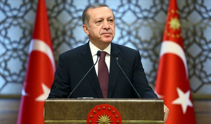 Erdoğan'dan, Dengir Mir Mehmet Fırat'a ziyaret