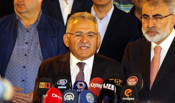 Büyükkılıç'tan 'istifa' açıklaması: Kargalar bile güler