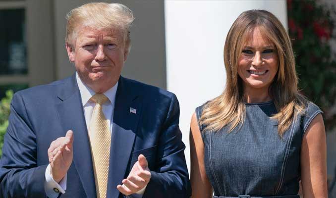 Trump'ın istemediği 4 isim de Melania'dan önce vatandaş olmuş