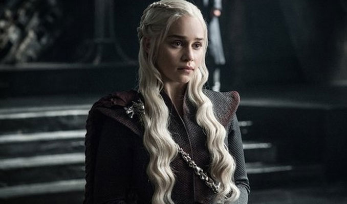 Game of Thrones 32 dalda aday