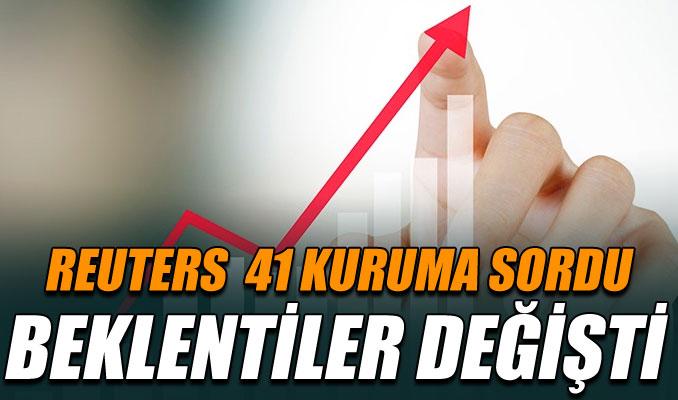 Reuters'ın Türkiye'nin büyüme anketi: Beklentiler değişti