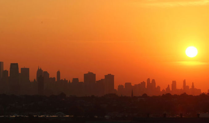 ABD'de rekor sıcaklık uyarısı