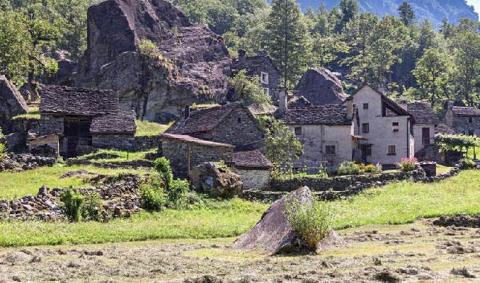 İsviçre'de 6 liraya satılık ev