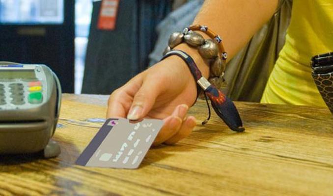 Kartlı ödemelerde geçen yıla göre yüzde 20'lik artış