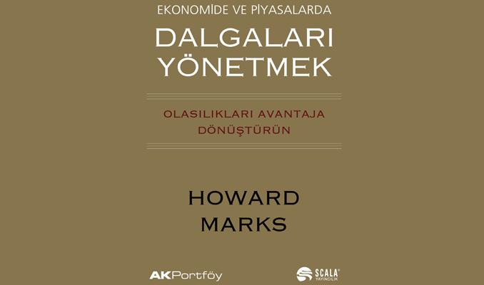 Howard Marks'ın kitabına Ak Portföy'den destek