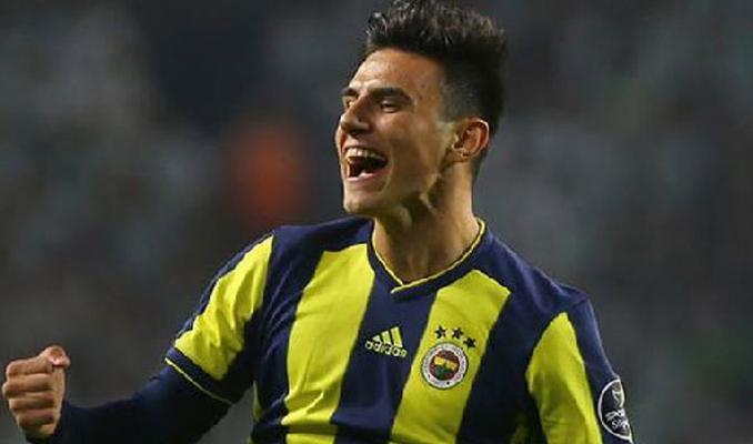 Eljif Elmas, Fenerbahçe'ye veda etti