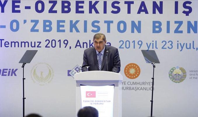 Özbekistan'da 225 Türk sermayeli şirket kuruldu