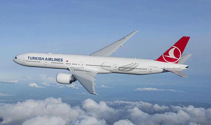 Rumlar, Larnaka'ya inmeyen THY uçağının direkt uçuşunu engelledi