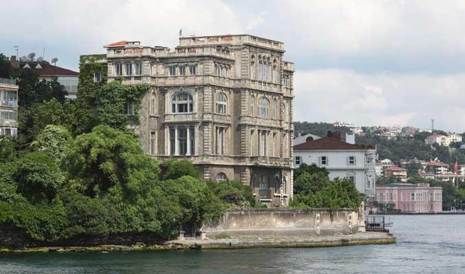 Tophane Müşiri Zeki Paşa Yalısı için 550 milyon TL isteniyor