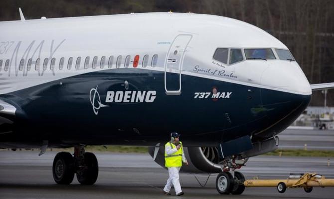 Boeing'den büyük zarar
