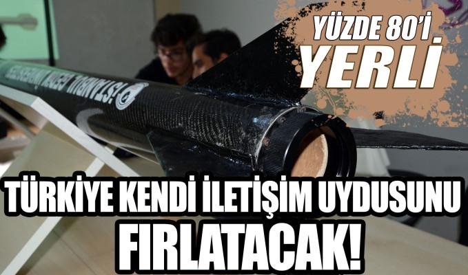 Türkiye, kendi iletişim uydusunu bu roketle fırlatabilecek