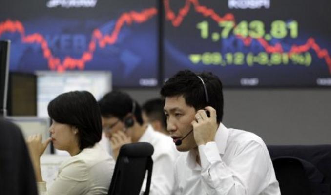 Asya borsaları satışa yöneldi