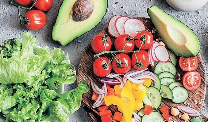 Akciğer kanserine karşı rengarenk beslenin