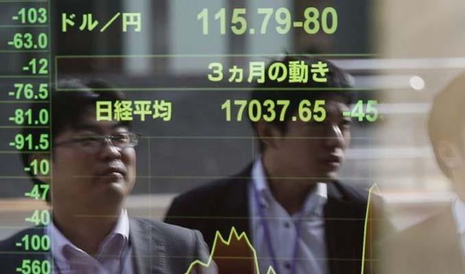 Asya borsaları haftaya satış ağırlıklı başladı