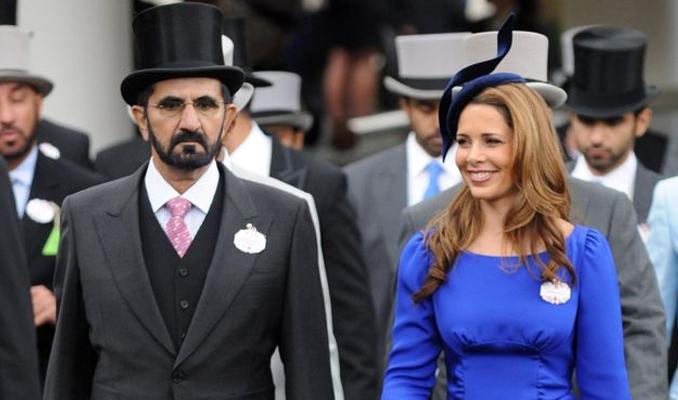 Al Maktum'un kaçan eşi Prenses Haya, İngiltere'de korunma istedi