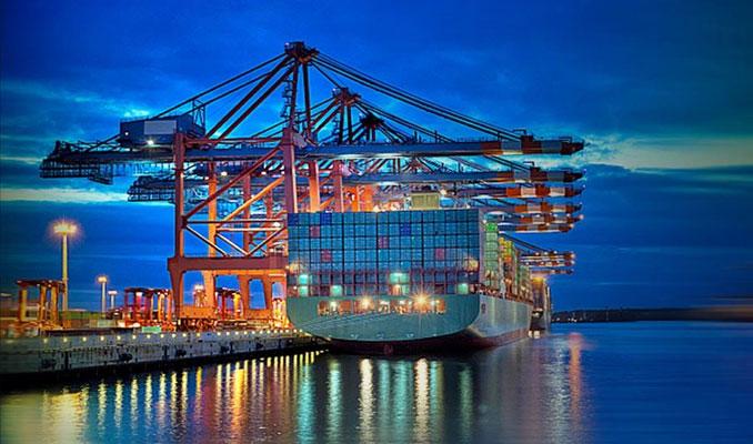 Dış ticaret açığında gerileme sürdü