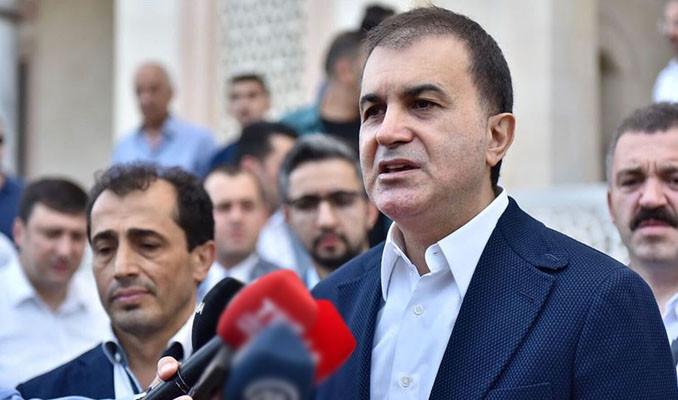 AK Parti Sözcüsü Çelik'ten trafik mesajı