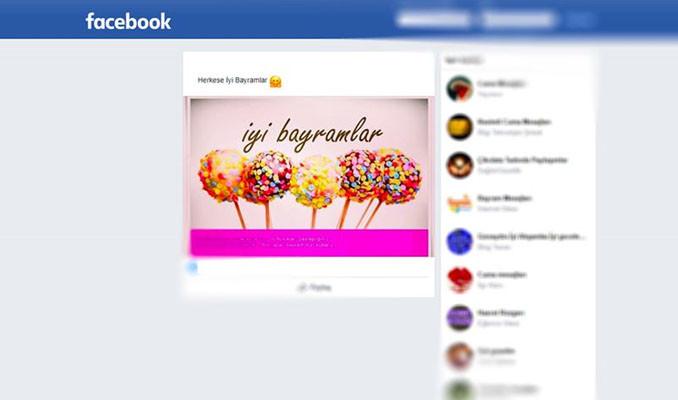 Bayramlar bile artık sosyal medyadan kutlanıyor