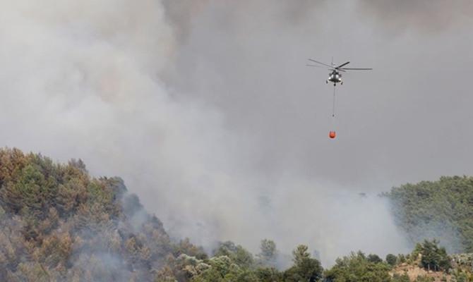 Türkiye'de bir günde 27 yangın!