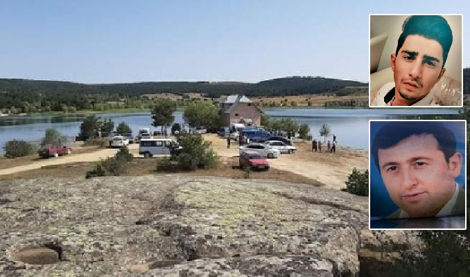 Baraj göletinde facia: Anne, baba ve çocuk boğuldu