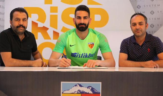 Galatasaray, İsmail Çipe'yi Kayserispor'a kiraladı