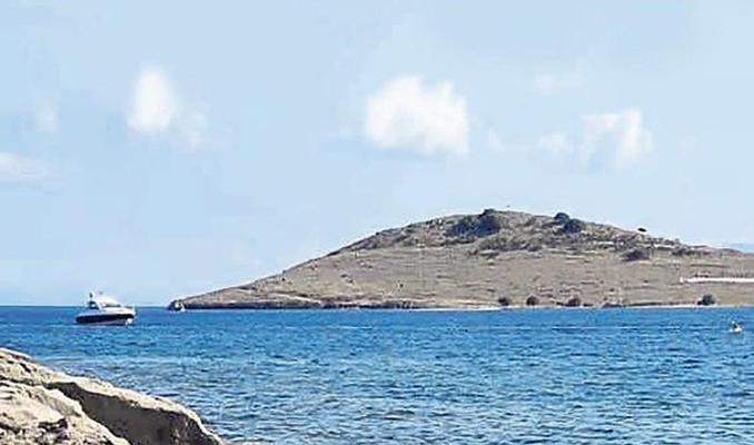 Çeşme'deki satılık ada için 40 milyon euro isteniyor