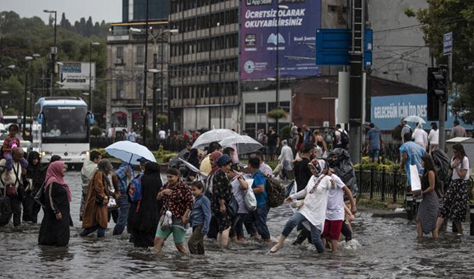 İBB'den su baskını uyarısı