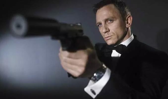 James Bond'un yeni filminin adı belli oldu