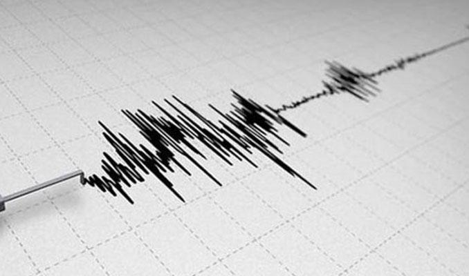 Tunceli'de deprem!