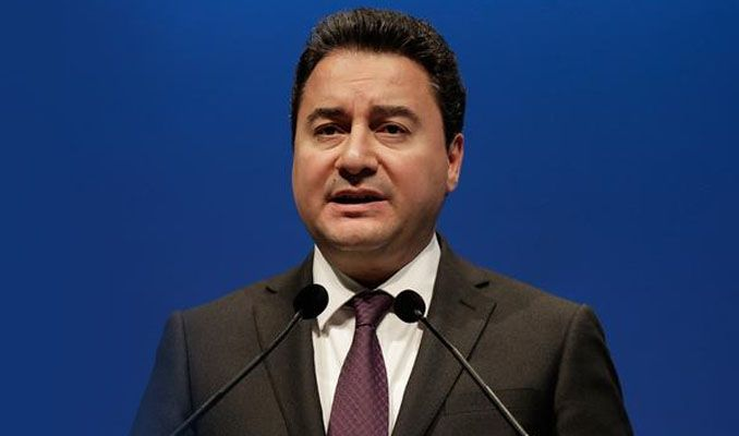 Ali Babacan yeni parti için Aralık'ta harekete geçecek
