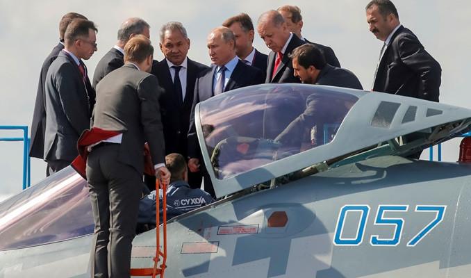 Erdoğan: Ticaret hacmi hedefimiz 100 milyar dolar