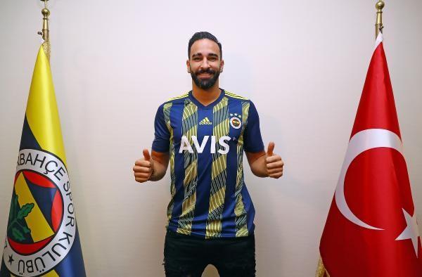 Fenerbahçe, Adil Rami'yi açıkladı