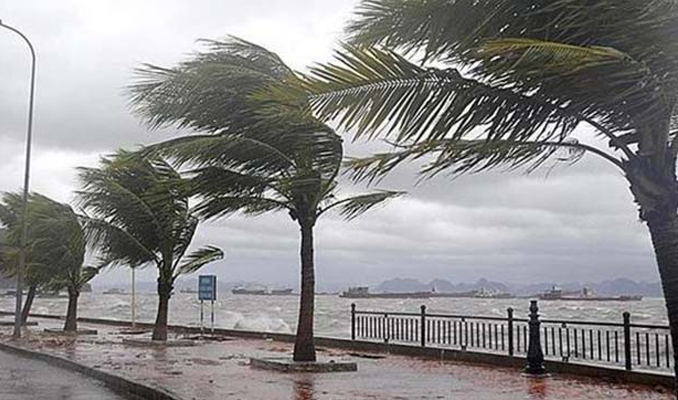 Meteoroloji'den yağmur ve fırtına uyarısı