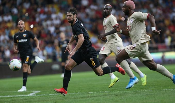 Kayserispor: 2-3 :Galatasaray