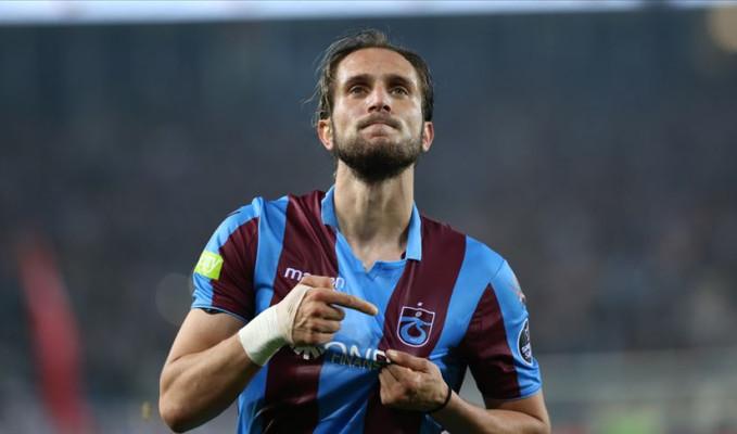 Yusuf Yazıcı Trabzonspor'dan ayrılma kararı aldı