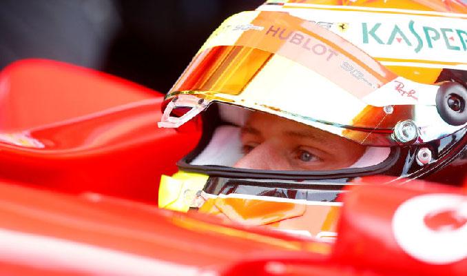 Schumacher'in oğlundan Formula 2'de ilk birincilik