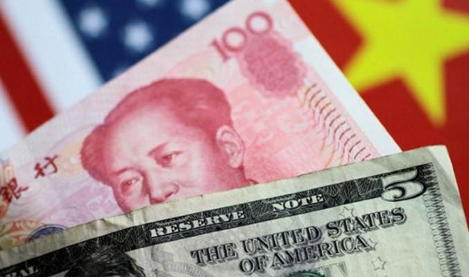 Yen 'güçlü yuan fiksingi' ile dolar karşısında sert düştü